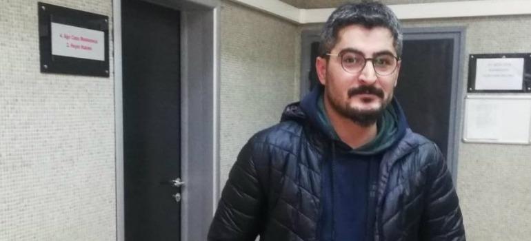 "Hayri Demir's trial on ""terrorism"" charges adjourned until April"