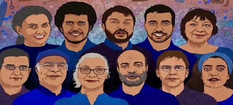 Büyükada trial adjourned until April