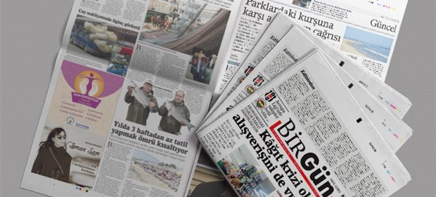 BirGün journalists' trial adjourned until April