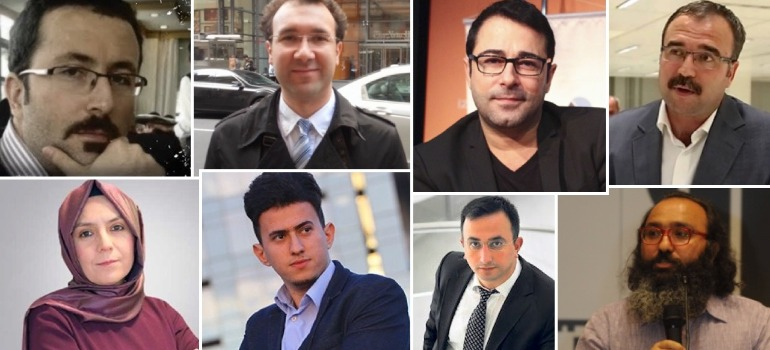 Supreme Court upholds convictions of 17 journalists