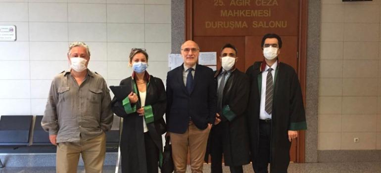 Journalist Doğan Akın acquitted