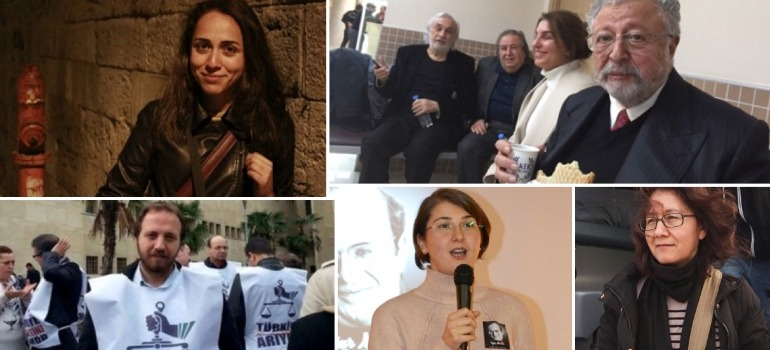 Freedom of Expression and the Press in Turkey - 250
