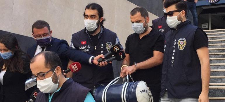 Journalist Erkan Akkuş jailed pending trial