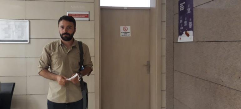 Journalists Arif Aslan and Selman Keleş's files separated