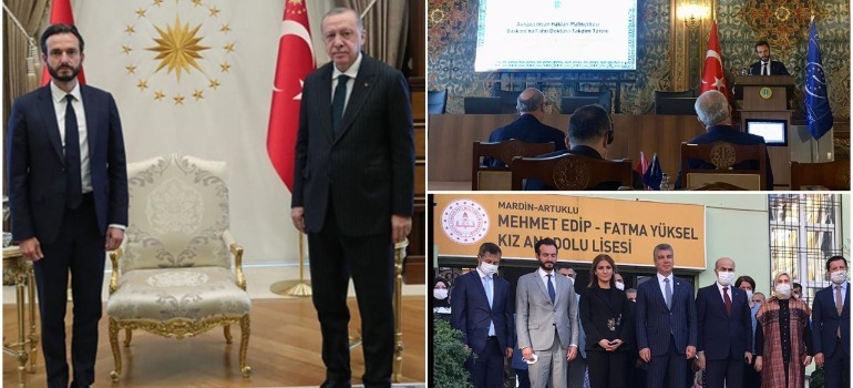 ECtHR president pays controversial visit to Turkey