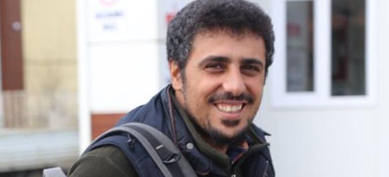 Court rules to keep journalist Aziz Oruç behind bars