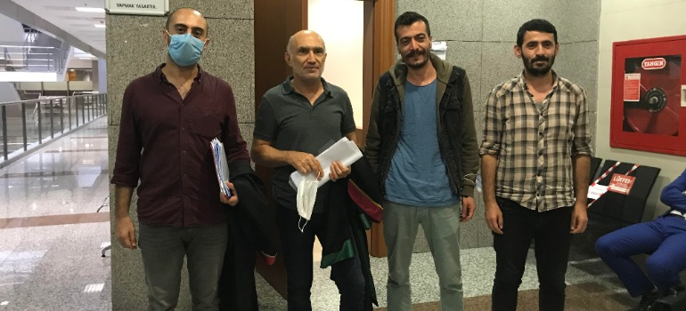 Journalists stand trial for coverage of refugee crisis near Greek border