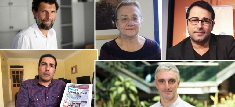 Freedom of Expression and the Press in Turkey - 278