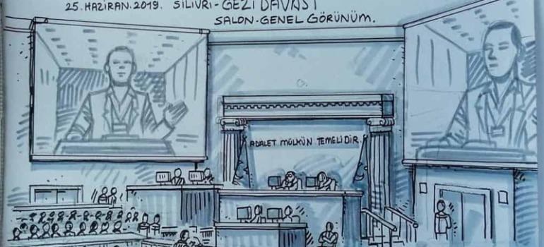 Regional court overturns acquittals in Gezi Park trial