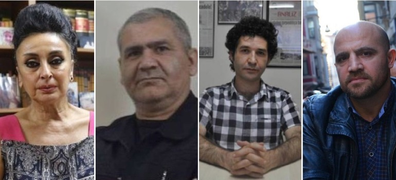 Four sentenced in Özgür Gündem main trial