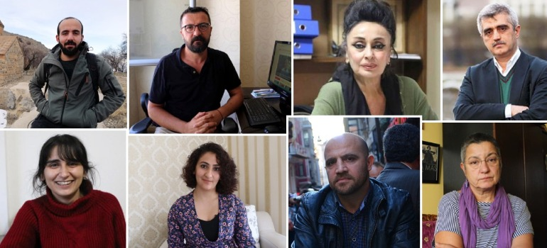Freedom of Expression and the Press in Turkey - 282