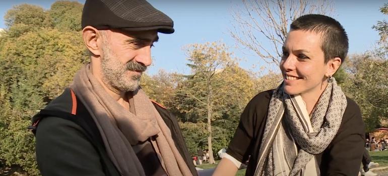 Ayşe Çetinbaş: Çayan Demirel was tried for a screening he couldn't attend