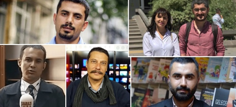 Freedom of Expression and the Press in Turkey - 284