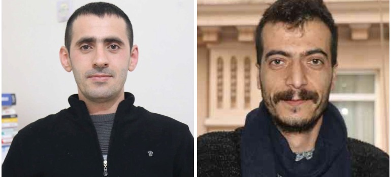 Journalists İdris Sayılğan and Naci Kaya acquitted