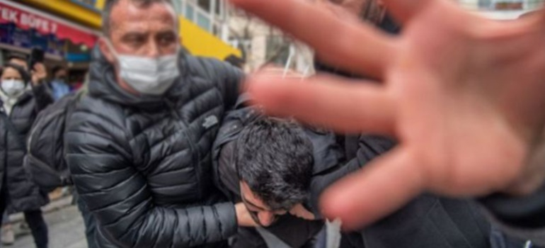 ANALYSIS | Crackdown on filming at protests: No one can be criminalized for exercising their rights