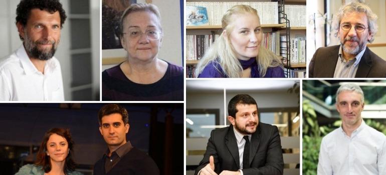 Osman Kavala remains behind bars as Gezi Park trial resumes