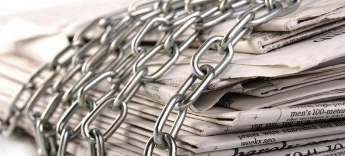 Public ad penalties as a tool for financial crackdown on critical newspapers
