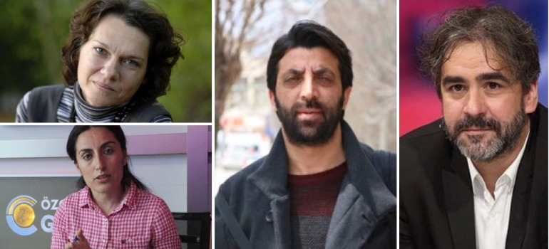 Freedom of Expression and the Press in Turkey - 299