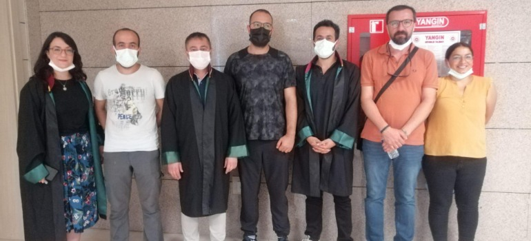 Trial of five journalists who reported on torture allegations to continue in October