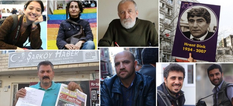 Freedom of Expression and the Press in Turkey - 303