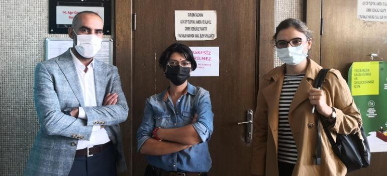 Journalist Kenan Kırkaya's trial adjourned once again