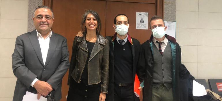 Journalists Canan Coşkun, Can Uğur and Ali Açar acquitted