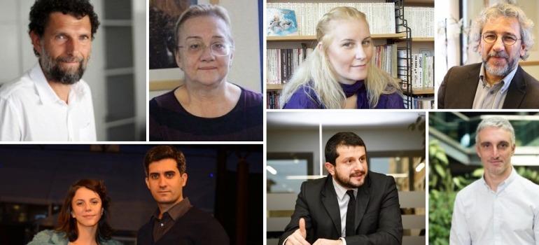 Osman Kavala remains behind bars as