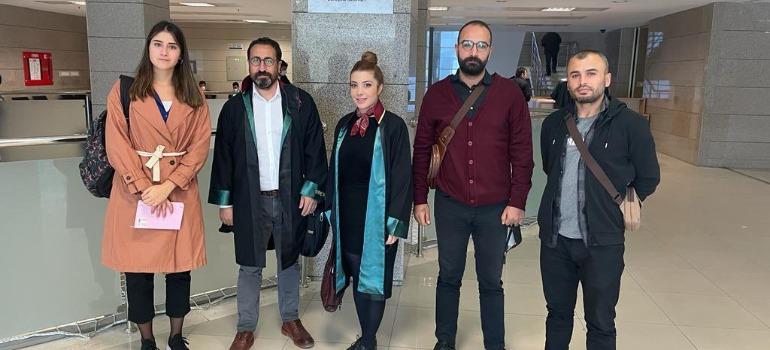 Journalist Ruşen Takva acquitted