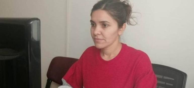 Journalist Hatice Şahin's trial on