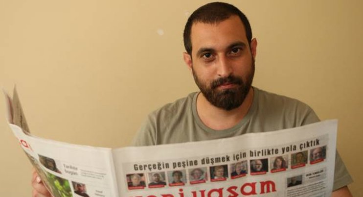 Journalist Çağdaş Kaplan sentenced to over 6 years in prison