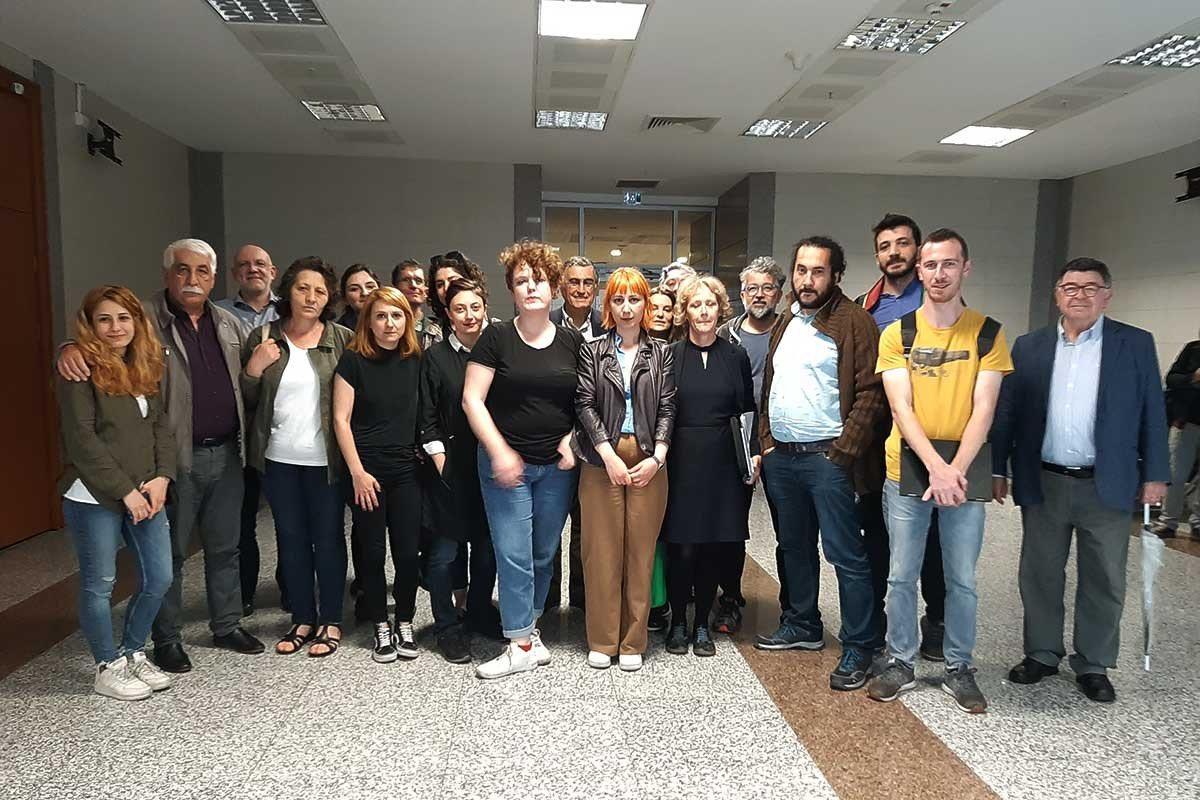 Journalist Cansu Pişkin handed down prison sentence