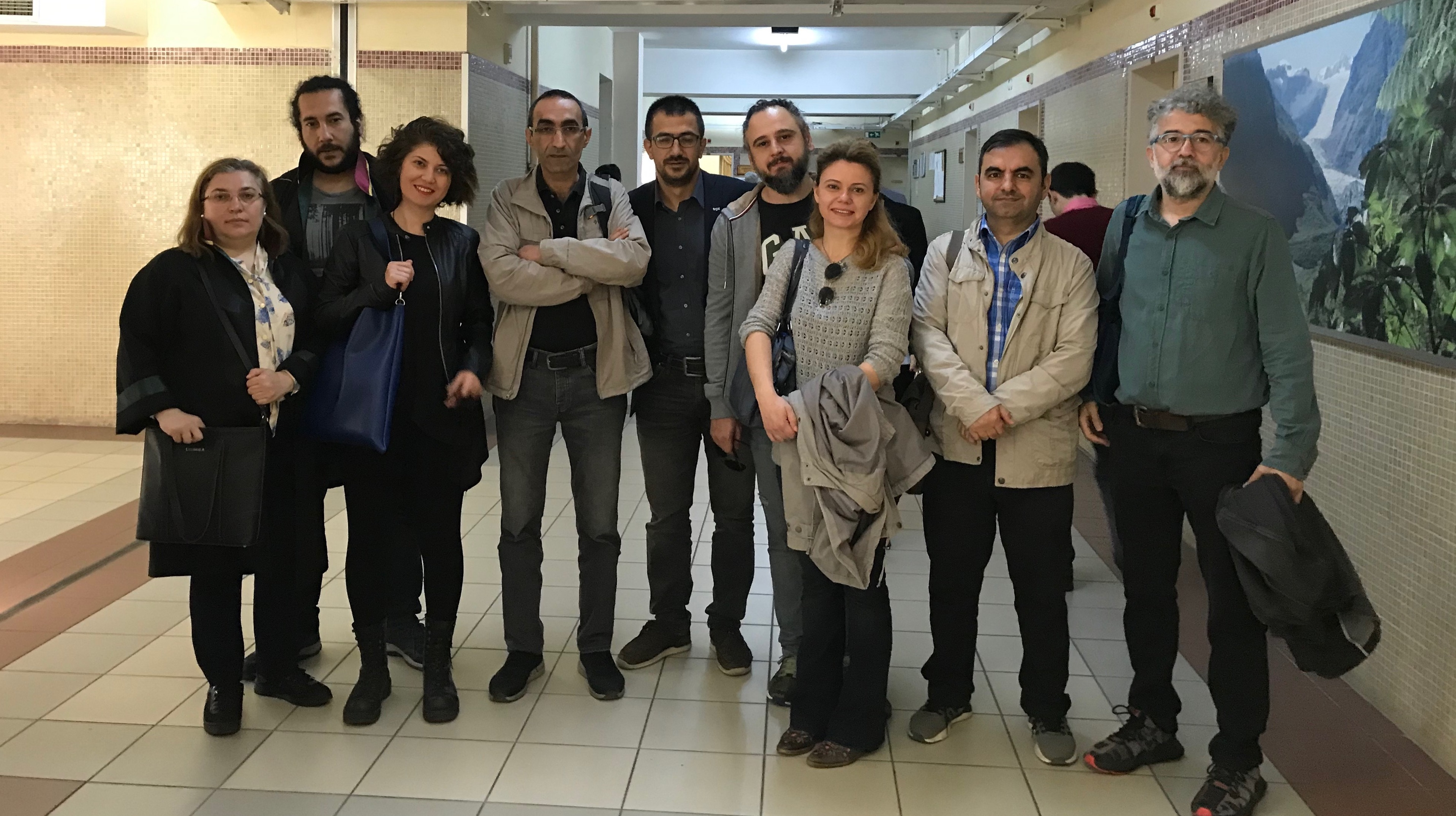 Fatih Polat's trial on