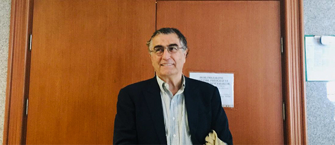 """Hasan Cemal gets sentence over his """"Silvan"""" article"""