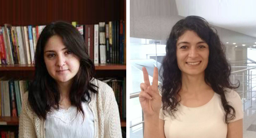 ETHA journalists İsminaz Temel and Havva Cuştan's trial resumes