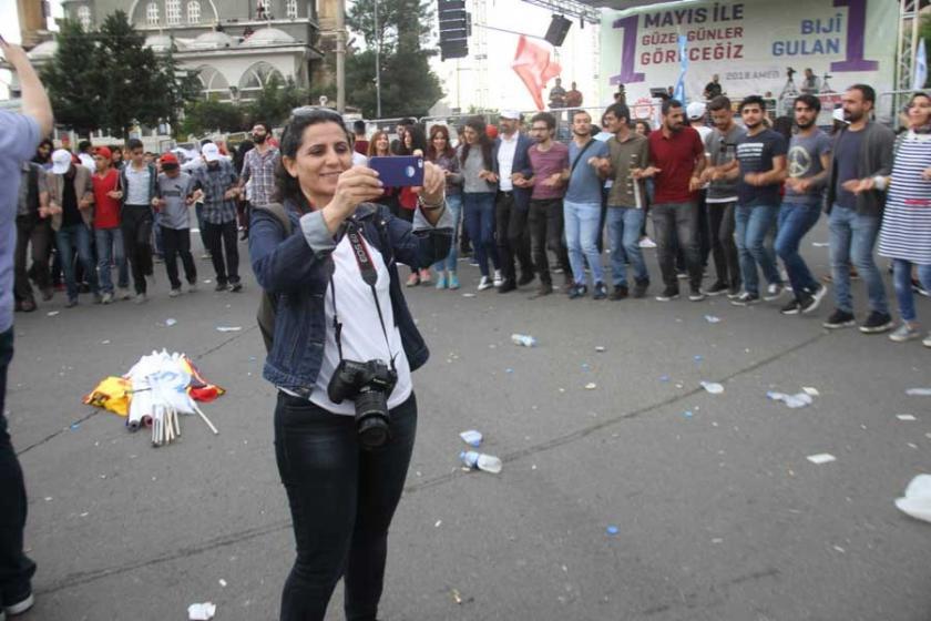 Journalist Kibriye Evren remains behind bars at 7th hearing