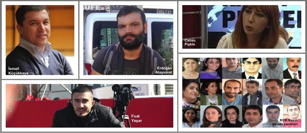 Journalists in State of Emergency - 138