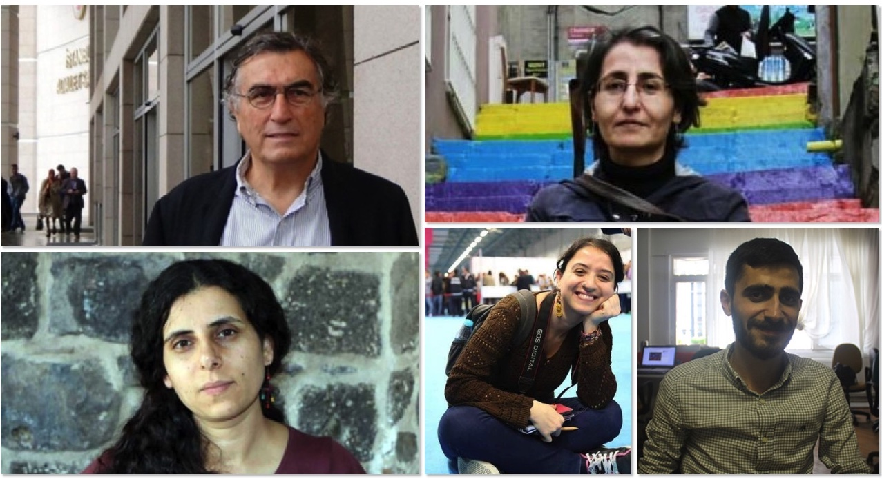 Freedom of Expression and the Press in Turkey - 168
