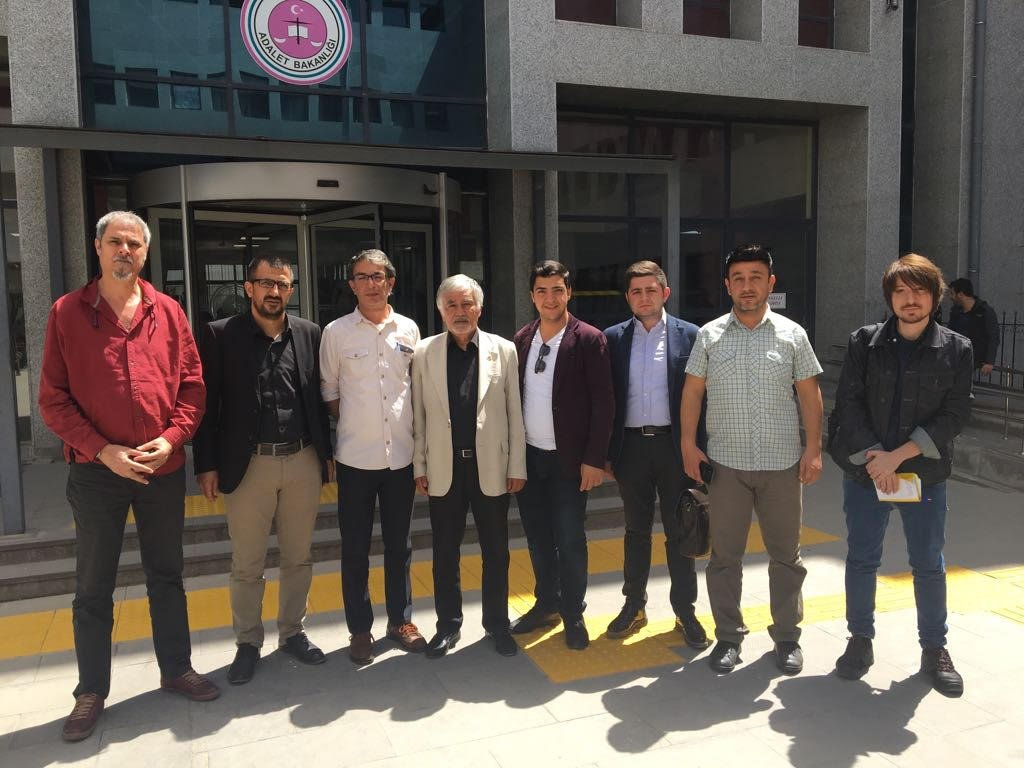 Judicial control measures imposed on journalists Güreş, Aybey lifted