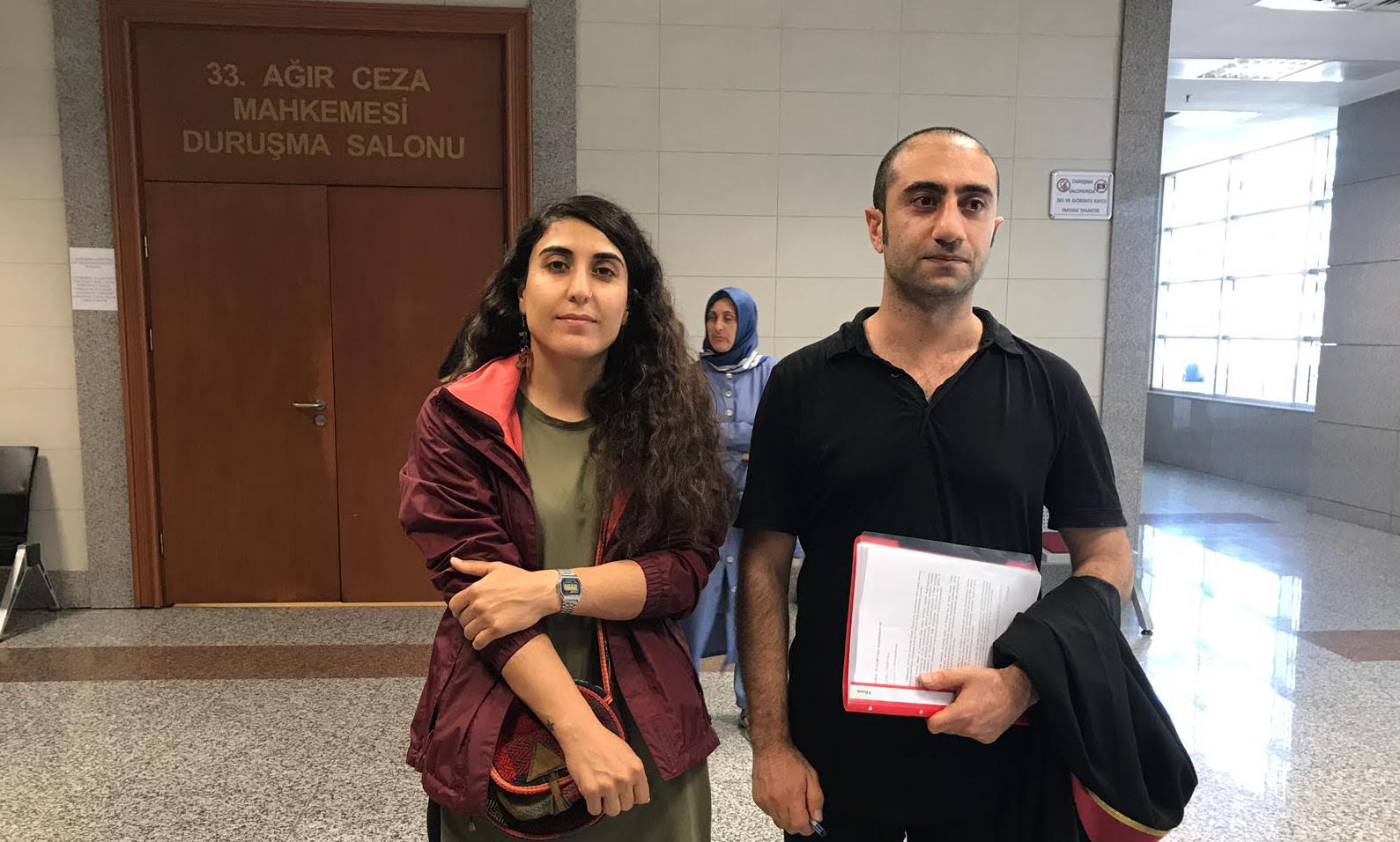 Prosecutor seeks conviction for Necla Demir in first hearing