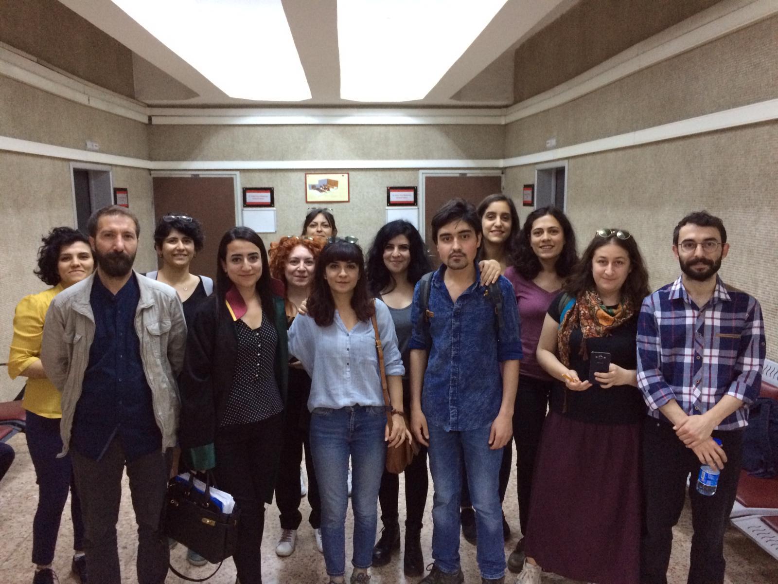 Court overturns judgment in Seda Taşkın's case