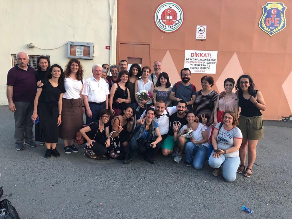 Semiha Şahin, Pınar Gayıp released under house arrest