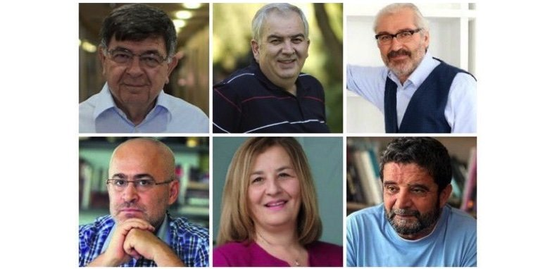 Jailed journalists in Zaman trial remain behind bars