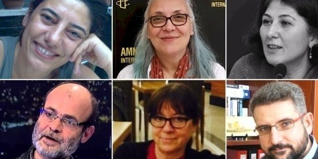 Journalists in State of Emergency – 75
