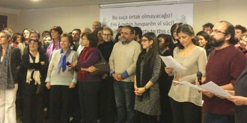Constitutional Court rules against convictions in Academics for Peace case