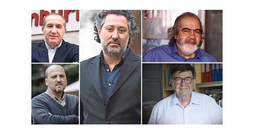 Court rejects release demands for Şık, Sabuncu and Atalay