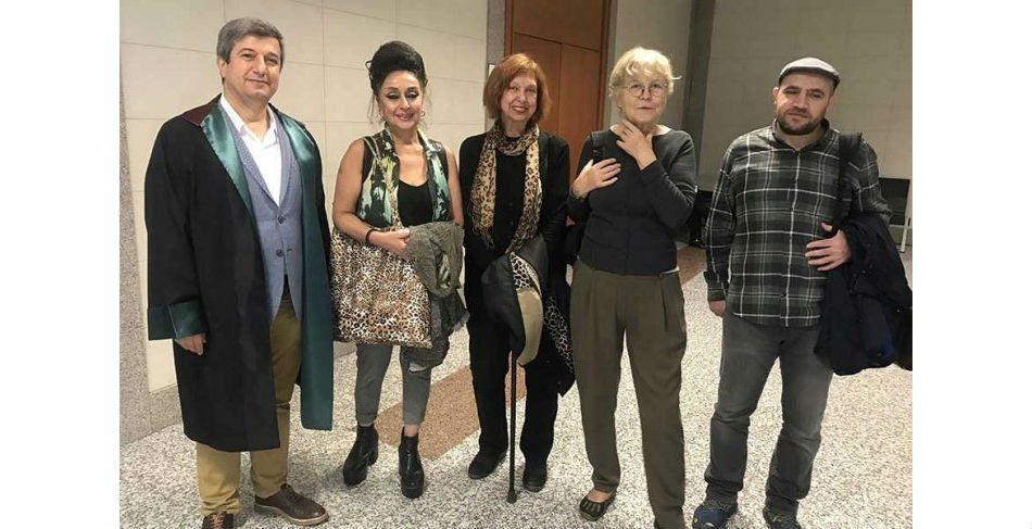 Court lifts rights defender Eren Keskin's travel ban