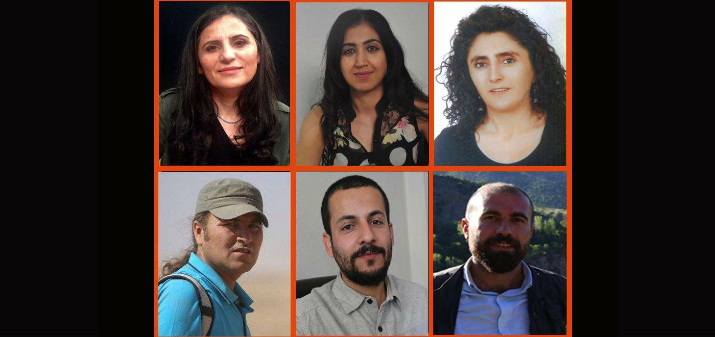 Journalists arrested in police raids in Diyarbakır, elsewhere