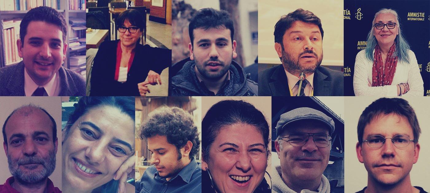 Rights defenders in Büyükada trial released from prison