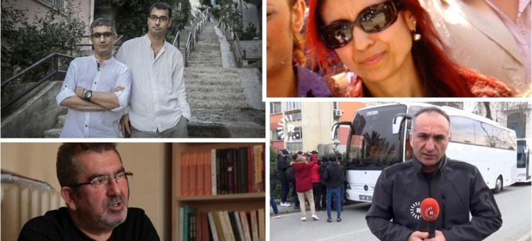Freedom of Expression and the Press in Turkey – 232