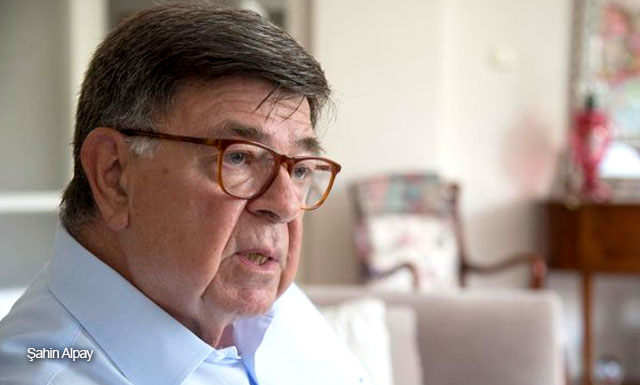 Swedish academic calls for release of Şahin Alpay